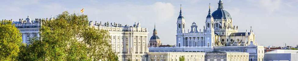 Städtereise nach Madrid online buchen