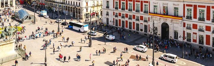 Top-Hotels in Madrid für jedes Budget!