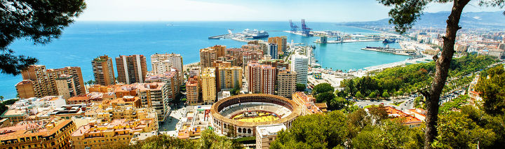 Urlaub im Iberostar Hotel in Málaga