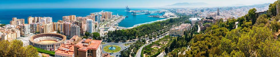 Málaga – die zweitgrößte Stadt Andalusiens