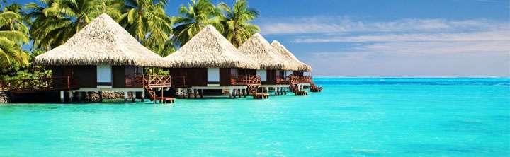 Mit 5vorFlug auf die Malediven
