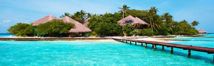 Traum von Malediven