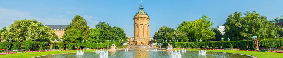 Mannheimer Stadtbild