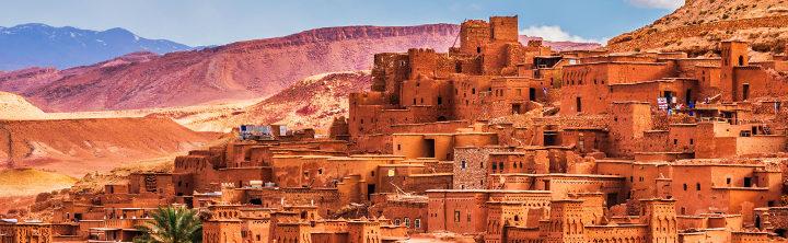 Marokkos Facetten ab Frankfurt-Hahn entdecken