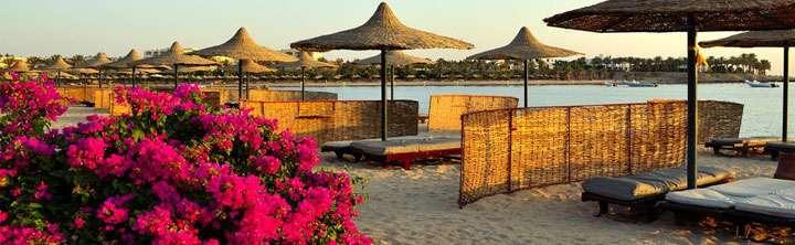 Die schönsten Golfhotels in El Gouna