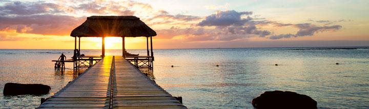Luxusurlaub auf Mauritius, inkl. Flug