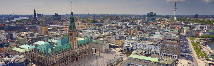 Hotels in zentraler Lage Hamburg
