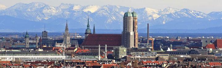 Hilton Hotel in München