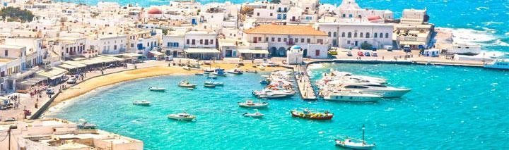 Hotelempfehlungen Griechische Inseln