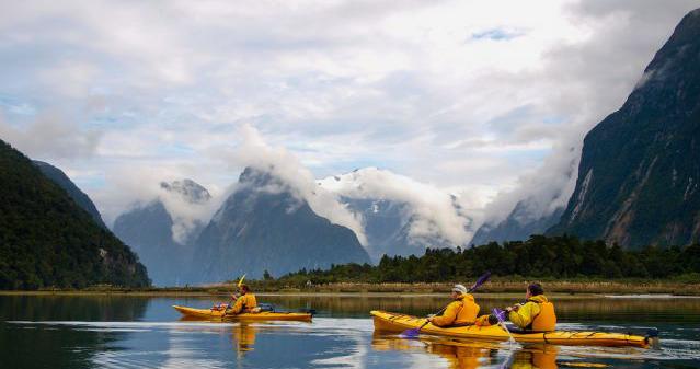 Die beste Reisezeit für die Neuseeland erfahren Sie hier bei 5vorflug.de!