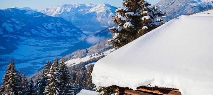 Oesterreich Winter Skiurlaub
