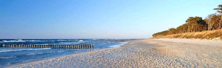 Eigenanreise direkt zum Strand