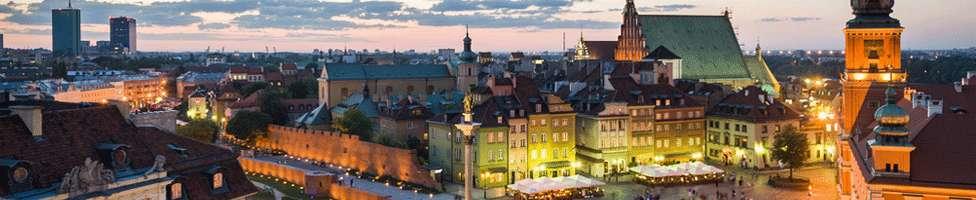 Die beliebtesten Hotel Angebote in Polen