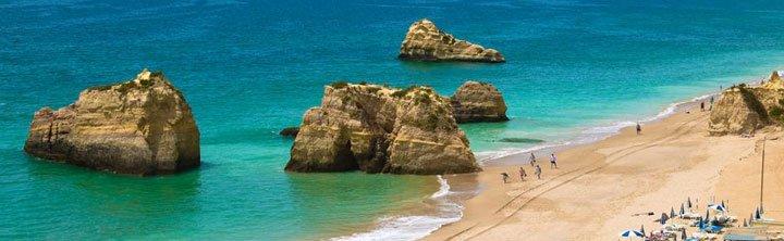 Aufregende Algarve