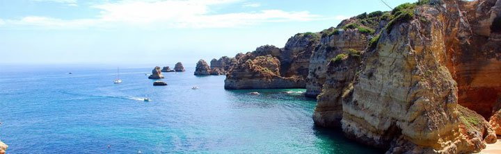 Beliebte Hotels an der Algarve