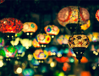 Ramadan & islam. Feiertage
