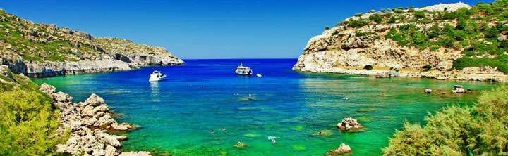 Griechische Inseln Frühbucher