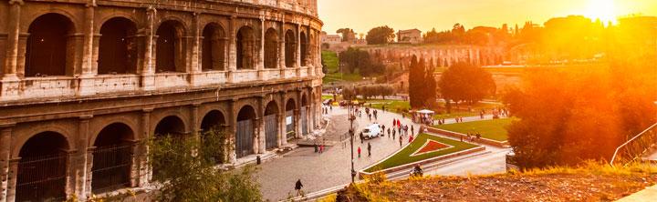 Last-Minute Angebote für Rom
