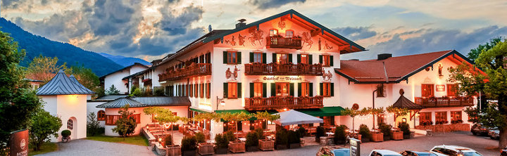 Wellnesshotel in Rottach-Egern