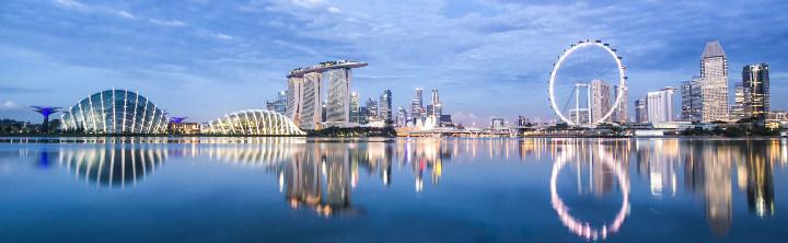 Urlaub Singapur
