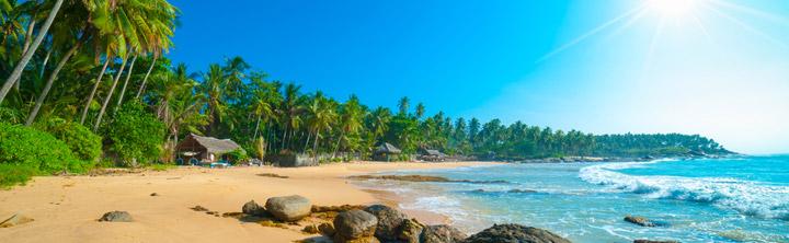 Rundreise & Baden auf Sri Lanka