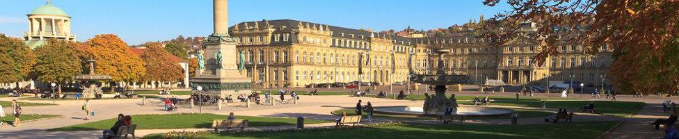 Stuttgart Altstadt