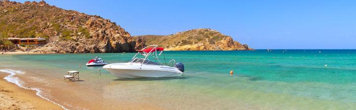 Die beliebtesten griechischen Inseln