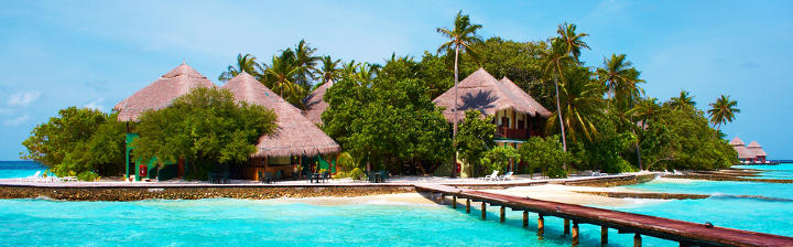 Malediven - Urlaub aus dem Bilderbuch
