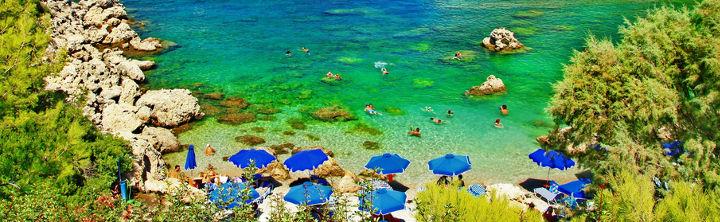 Rhodos Urlaub mit Bestpreisgarantie
