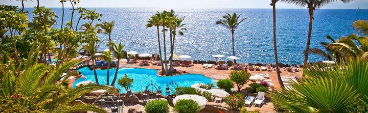 Beliebte Hotels auf Teneriffa