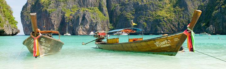 Thailand Urlaub im Februar