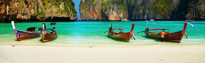Urlaubsziele in Thailand