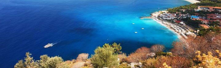Sommerurlaub in Antalya