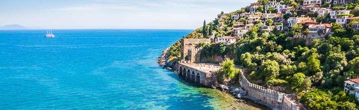 Türkeiurlaub mit Öger Tours