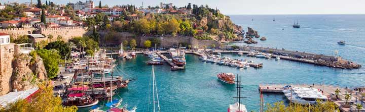 Last Minute Urlaub Antalya