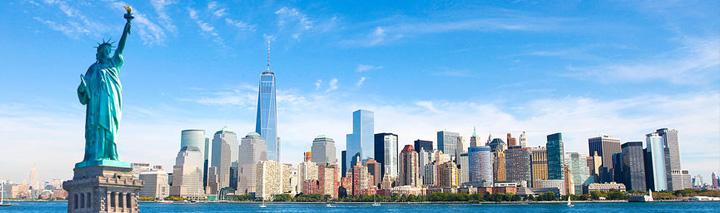 New York Urlaub im Juni