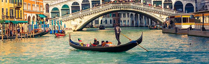 Venedig Urlaub mit Bestpreisgarantie