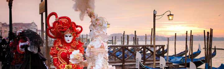 Karneval in Venedig vom 11.02. - 28.02.2017