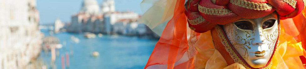 Karneval in Venedig mit 5vorFlug