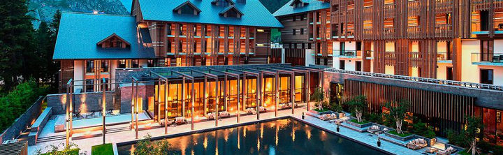 Wellnesshotel in Andermatt