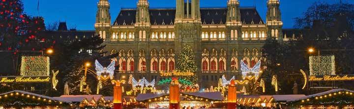 Weihnachtsshopping in Wien