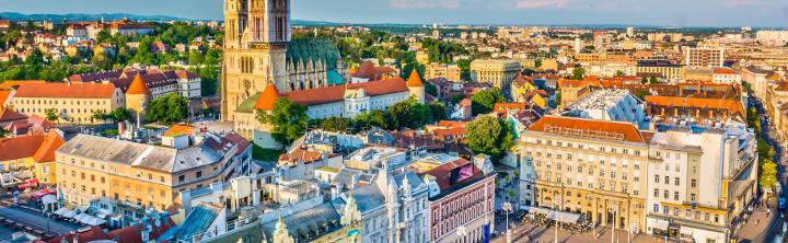 Zagreb Urlaub