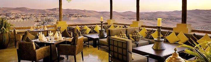 Qasr Al Sarab Desert Rose, Abu Dhabi