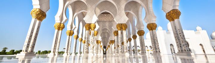 Abu Dhabi Urlaub im April