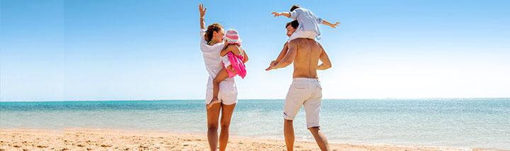 Abu Dhabi Familienurlaub