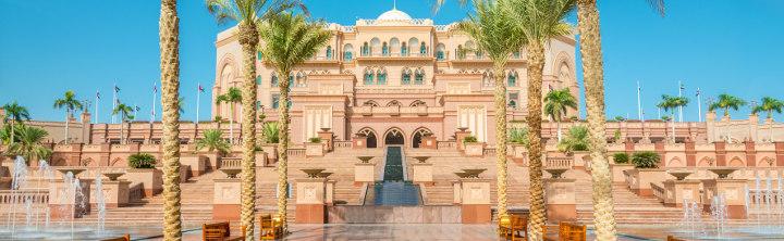 Abu Dhabi Urlaub im Februar