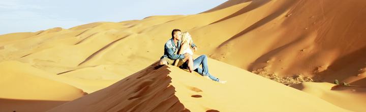 Dubai Urlaub über den Valentinstag