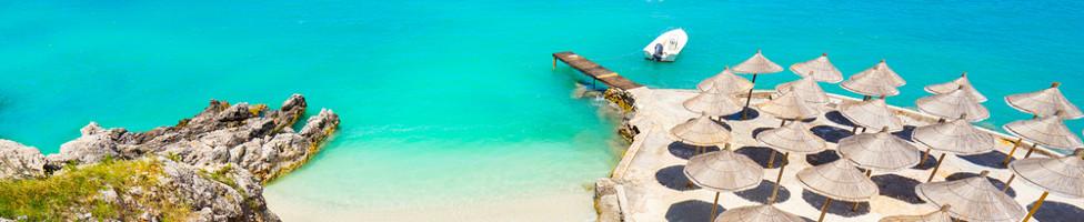 Albanien Urlaub