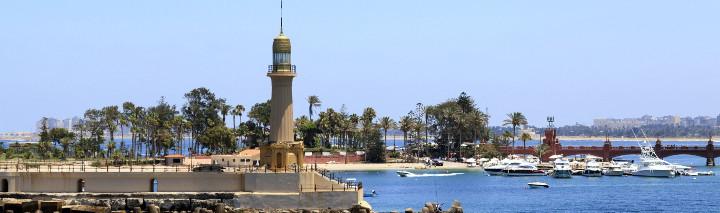 Mittelmeerküste Ägypten
