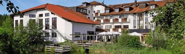 Wellnesshotel im Allgäu